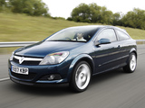 Vauxhall Astra Panoramic 2006–10 wallpapers