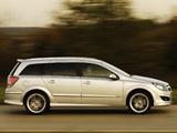 Vauxhall Astra Sport Estate 2007–10 photos