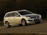 Vauxhall Astra Sport Estate 2007–10 pictures