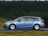 Vauxhall Astra Sports Tourer 2010 images