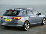 Vauxhall Astra Sports Tourer 2010 pictures