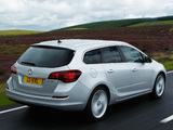 Vauxhall Astra Sports Tourer 2010 wallpapers