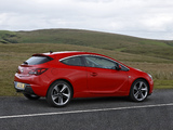 Vauxhall Astra GTC 2011 images