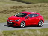 Vauxhall Astra GTC 2011 photos