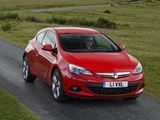 Vauxhall Astra GTC 2011 pictures