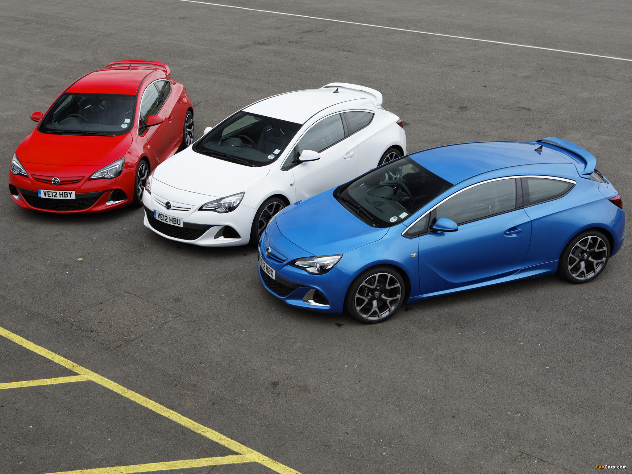 Vauxhall Astra VXR 2012 images (2048 x 1536)