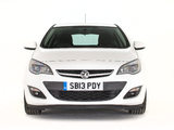 Vauxhall Astra SRi 2012–15 photos