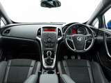 Vauxhall Astra VXR 2012 wallpapers