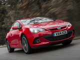 Vauxhall Astra GTC Turbo 2013 photos