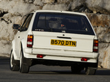 Vauxhall Astra GTE 1983–85 wallpapers