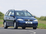 Vauxhall Astra Estate 1998–2004 wallpapers