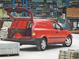 Vauxhall Astravan 1999–2006 wallpapers
