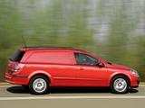 Vauxhall Astravan 2006–10 wallpapers