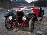 Vauxhall C-Type Prince Henry 1911–14 photos