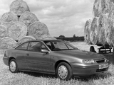 Pictures of Vauxhall Calibra 1990–94