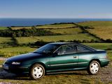 Vauxhall Calibra 1990–94 images