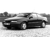 Vauxhall Calibra 4x4 1991–94 wallpapers