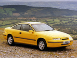 Vauxhall Calibra SE2 1993 images