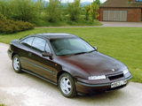 Vauxhall Calibra SE3 1994 photos