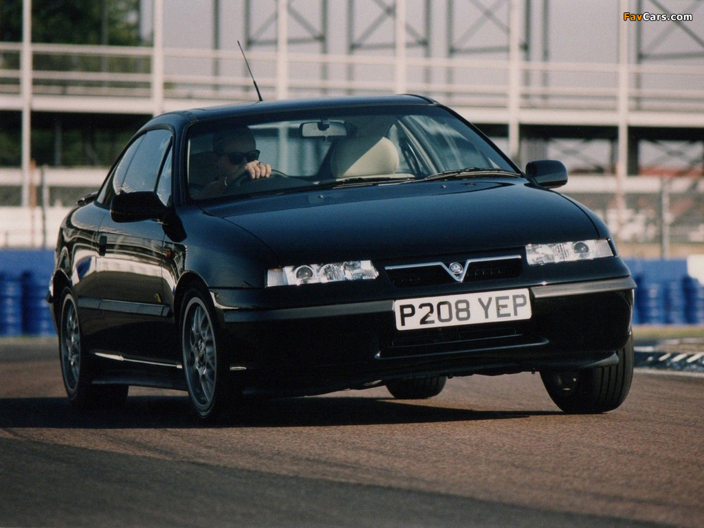Vauxhall Calibra Turbo Limited Edition 1996 images (1024 x 768)