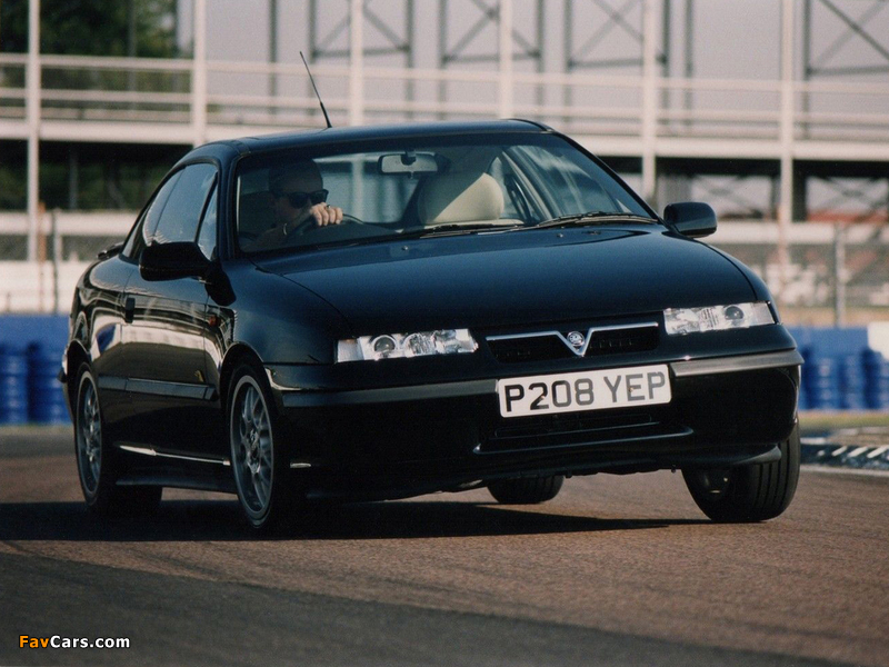 Vauxhall Calibra Turbo Limited Edition 1996 images (800 x 600)