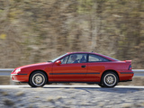Vauxhall Calibra SE9 1997 wallpapers