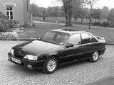 Photos of Vauxhall Carlton GSi 3000 24v 1989–93