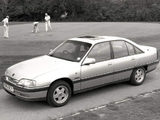 Pictures of Vauxhall Carlton 1990–94