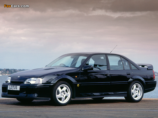 pictures of vauxhall lotus carlton 1990 92 640x480. Black Bedroom Furniture Sets. Home Design Ideas
