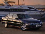 Vauxhall Carlton Diplomat 1991–94 images