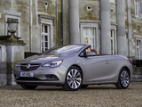 Images of Vauxhall Cascada Turbo 2013