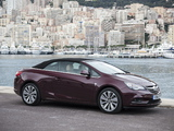 Photos of Vauxhall Cascada Turbo 2013