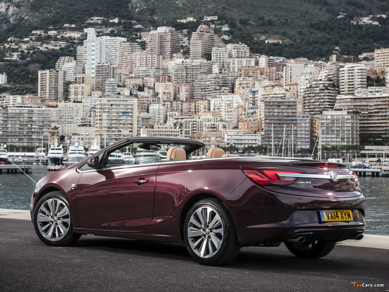 Pictures of Vauxhall Cascada Turbo 2013 (1280 x 960)