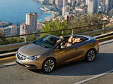 Pictures of Vauxhall Cascada 2013