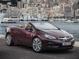 Pictures of Vauxhall Cascada Turbo 2013