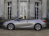 Vauxhall Cascada Turbo 2013 images