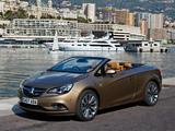 Vauxhall Cascada 2013 photos