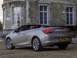 Vauxhall Cascada Turbo 2013 photos