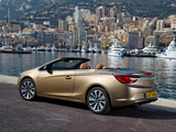 Vauxhall Cascada 2013 photos
