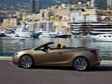 Vauxhall Cascada 2013 pictures