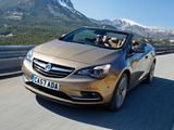 Vauxhall Cascada 2013 wallpapers