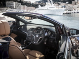 Vauxhall Cascada Turbo 2013 wallpapers