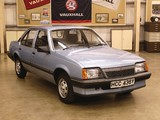 Images of Vauxhall Cavalier Saloon 1981–88