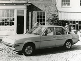 Photos of Vauxhall Cavalier Saloon 1975–81