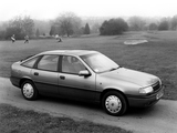 Photos of Vauxhall Cavalier SRi Hatchback 1988–92