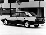 Pictures of Vauxhall Cavalier SR Saloon 1982–88