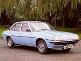Vauxhall Cavalier Saloon 1975–81 images