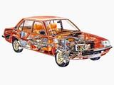 Vauxhall Cavalier Saloon 1975–81 photos