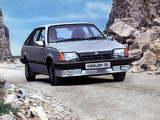 Vauxhall Cavalier Hatchback 1981–88 photos