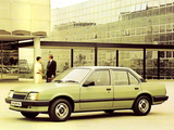 Vauxhall Cavalier Saloon 1981–88 wallpapers